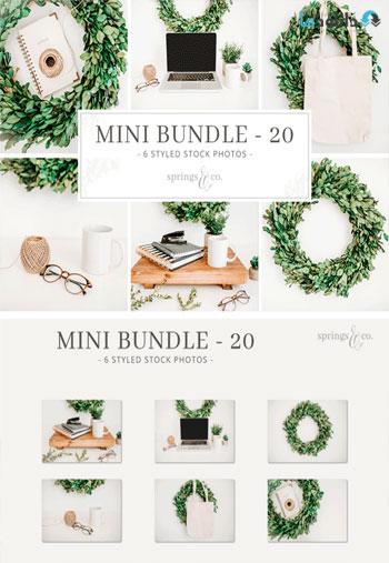 Greenery-Wreath-Mini