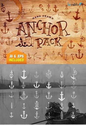 Hand-Drawn-Anchor-Pack