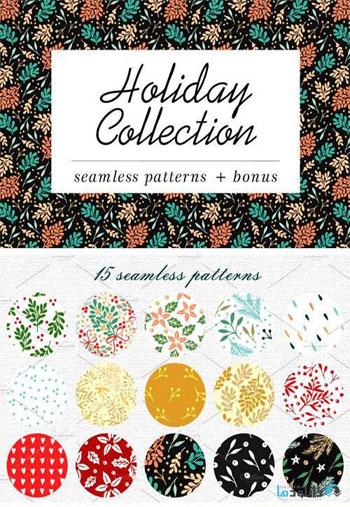 Holiday-Patterns-Collection