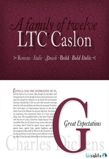 LTC-Caslon-Font