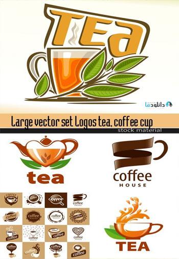 Large-vector-set-Logos-tea