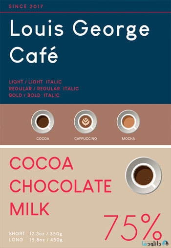 Louis-George-Cafe-Font
