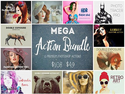 Mega-Action-Bundle