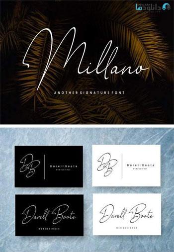 Millano-Font