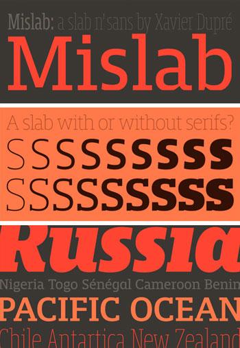 Mislab-Font-Family