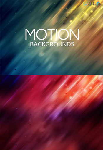 Motion-Of-Lights-Background