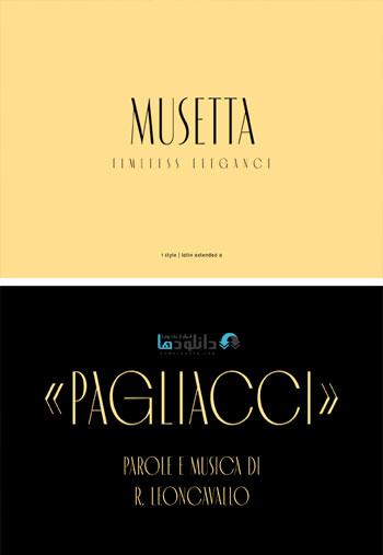 Musetta-Font