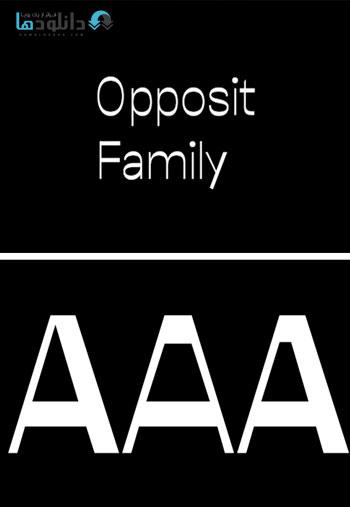 Opposit-Font-Family