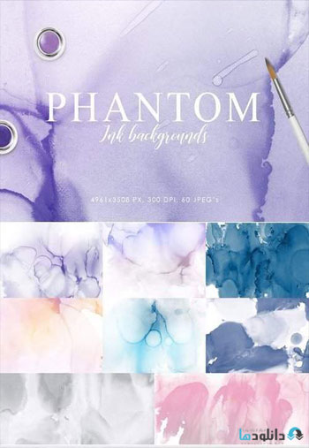 Phantom-Ink-Backgrounds