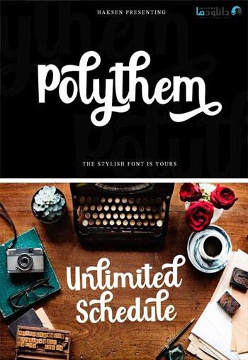 Polythem-Bold-Classy