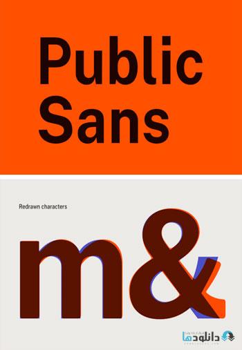 Public-Sans-Font-Family
