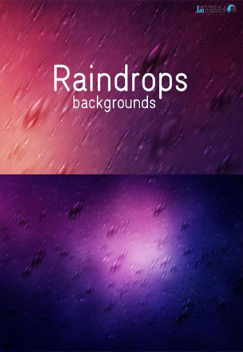 Raindrops-Backgrounds