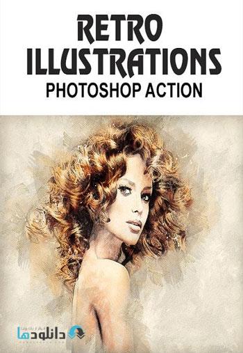 Retro-Illustrations-Photoshop
