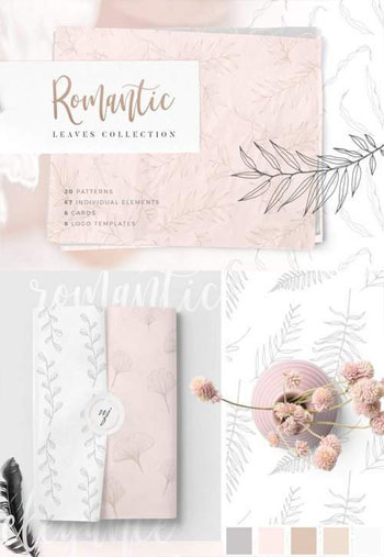 Romantic-Leaves-Collection