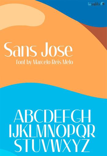 Sans-Jose-Font