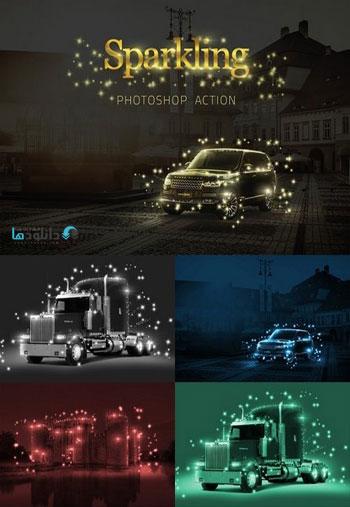Sparkling-Star-Photoshop-Action