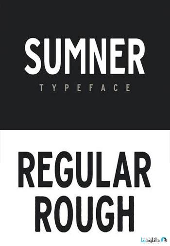 Sumner-Typeface