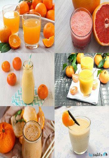 Tangerine-Smoothie