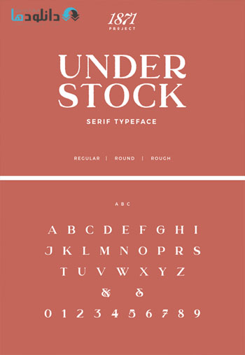 Understock-Typeface