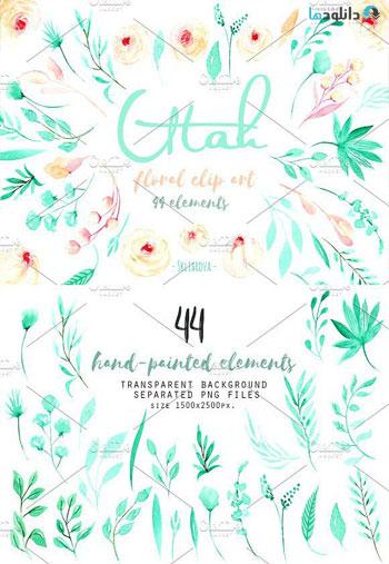 Utah-Floral-elements