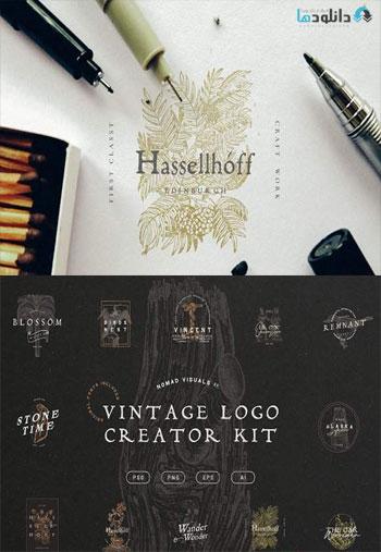 Vintage-Logo-Creator