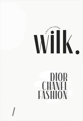Wilk-A-Classy-Sans