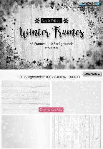 Winter-Frames-Black