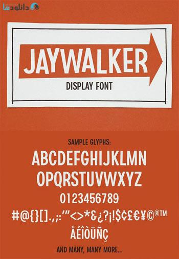 Jaywalker