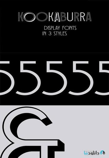 Kookaburra-Font