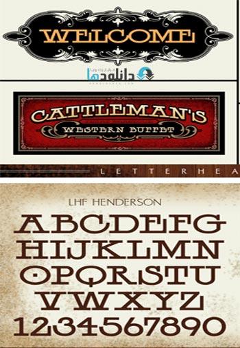 LHF-Henderson-Font