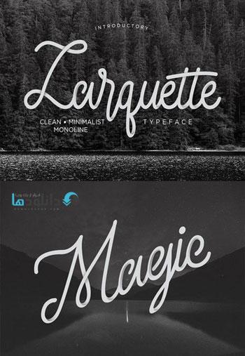 Larquette-Typeface