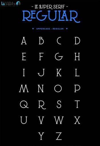 Le-Super-Font