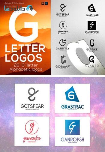 Letter-Alphabetic-Logos