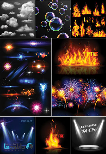 Light-Special-Effects-Vecto