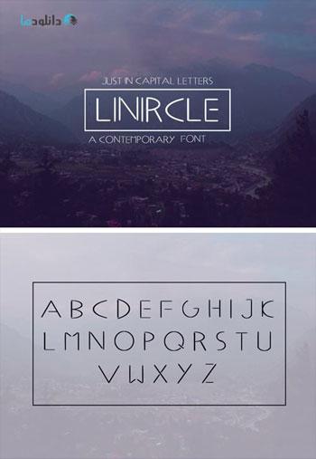 Linircle-Font