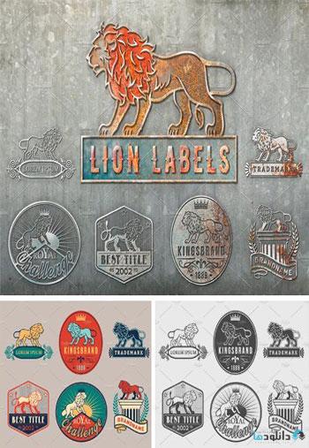 Lion-Labels