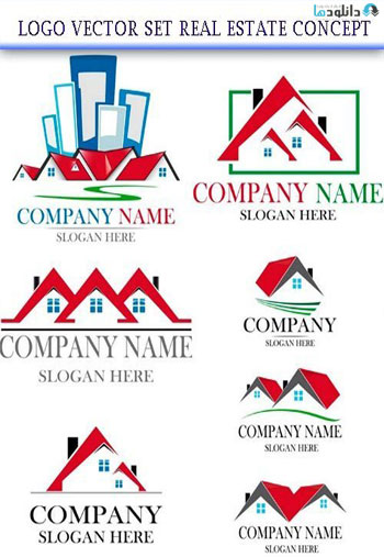 Logo-vector-set-Real-Estate