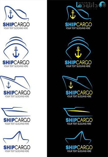 Logo-with-Ships-Icon