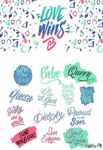 Love-Wins-Font