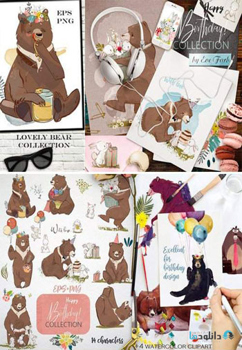 Lovely-Bear-Collection