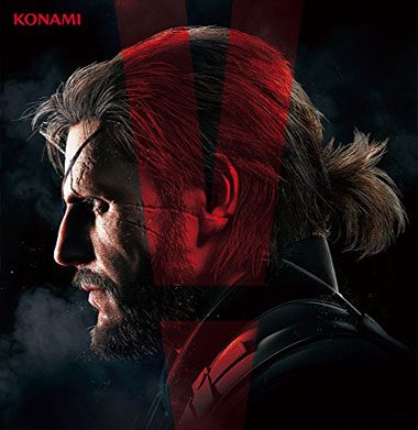 MGSV The Phantom دانلود موسیقی متن بازی  Metal Gear Solid V The Phantom Pain Original Soundtrack
