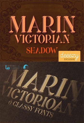 Marin-Shadow-Font
