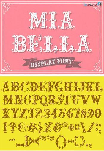 Mia-Bella-Font