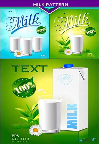 Milk-pattern