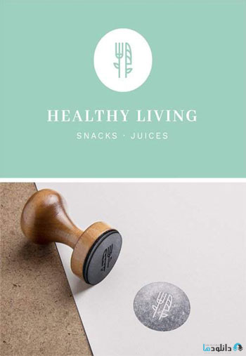 Minimal-Healthy-Food-Logos