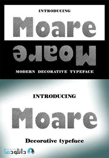 Moare-Font