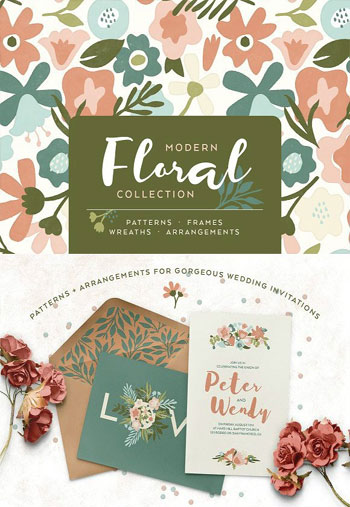Modern-Floral-Collection