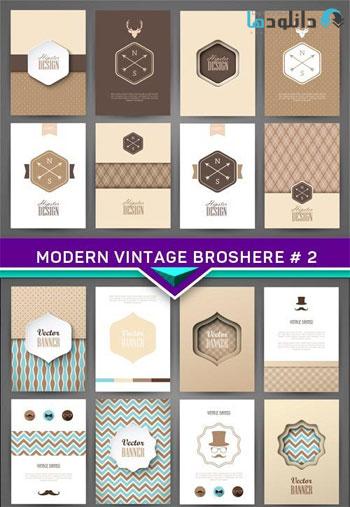 Modern-Vintage-broshere-2-Vector