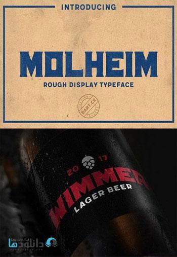 Molheim-Typeface