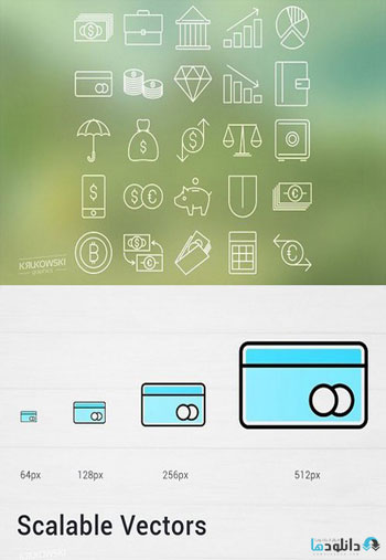Money-Finance-Icons
